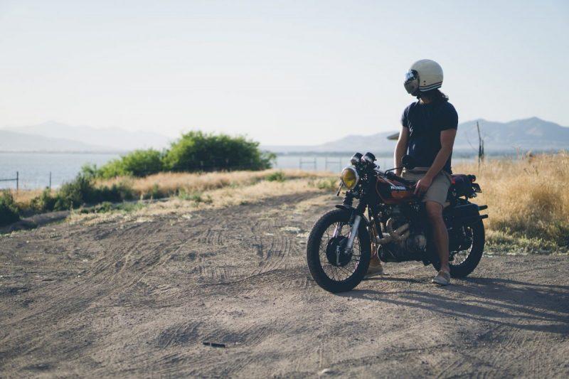 interfono per moto professionale
